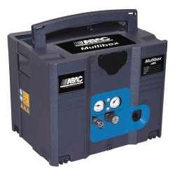 Compresseur portatif en systainer ABAC Multibox 1.5HP 6L (230V)