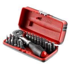 Coffret clé à cliquet porte-embout FACOM R.PE360J22PB