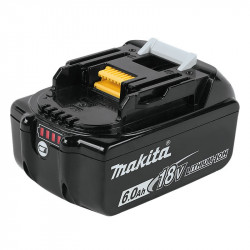 Batterie MAKITA BL1860B Li-ion 18V/6Ah (témoin de charge intégré)