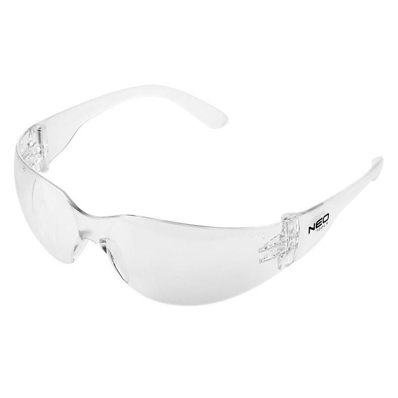 Lunettes de sécurité NEO TOOLS 97-502 Verre blanc