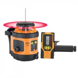 Niveau laser rotatif automatique FLG190A-GREEN + FRG45
