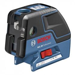 Laser croix et points BOSCH GCL 25 Professional