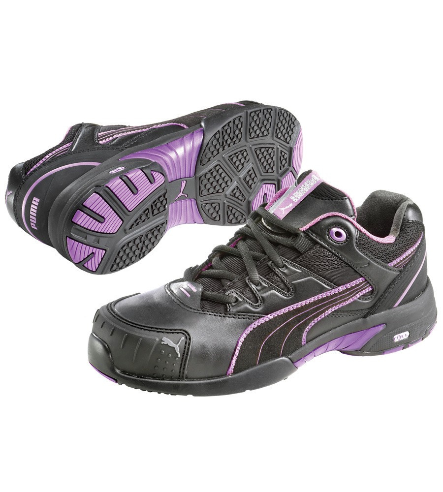 Low Chaussure Safety 288 Puma 0 Miss Basse Stepper 64
