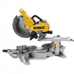 Scie à onglets radiale DEWALT DWS727 250mm