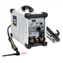 Poste à souder GYS PROTIG 161 DC avec accessoires (TIG17DB-4m)