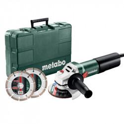Meuleused'angle METABO WQ1100-125SET