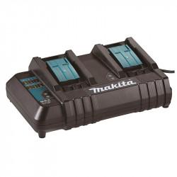 Chargeur Rapide MAKITA DC18SH pour 2 Batteries
