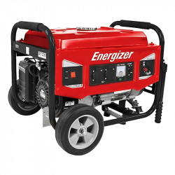 Groupe électrogène ENERGIZER EZG6000 essence de chantier 5500 W 5000 W