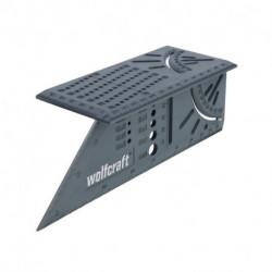 Équerre 3D de coupe d'onglet WOLFCRAFT 5208000