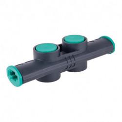 Connecteur serre-joint à une main WOLFCRAFT 3038000 PRO/Easy