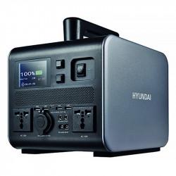 Station d'énergie HYUNDAI HPS600 500 W - Capacité de la batterie 540Wh - 10.8V - 50Ah