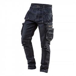 Pantalon de travail 5 poches Denim NEO TOOLS 81-229