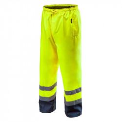 Pantalon de travail haute visibilité NEO TOOLS 81-770 imperméable jaune