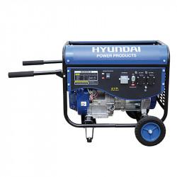 Groupe électrogène HYUNDAI HG4000-A essence de chantier 4300 W 4000 W