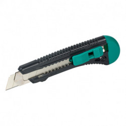 Cutter WOLFCRAFT 4146000 lame sécable 18 mm