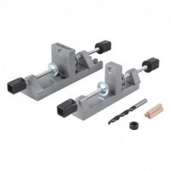 Kit d'assemblage bois en mains libres WOLFCRAFT 3750000 Ø6/8/10 mm