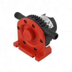 Pompe pour perceuse WOLFCRAFT 2202000 débit 1300 litres/h - queue - Ø6 mm