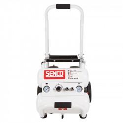 Compresseur sans huile et silencieux 16 L SENCO AC24016