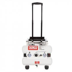 Compresseur sans huile silencieux 10L SENCO AC12810