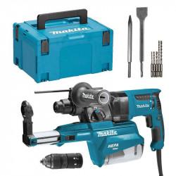 Perforateur burineur SDS-Plus MAKITA HR2651TJ14 800 W 26 mm