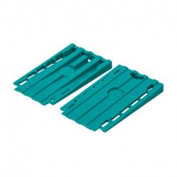 Pack de 30 cales de dilatation universelles WOLFCRAFT 6946000