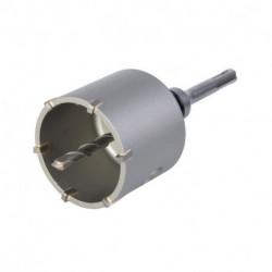 Trépan pour béton SDS Plus WOLFCRAFT 5483000 Ø68 mm - filetage M16