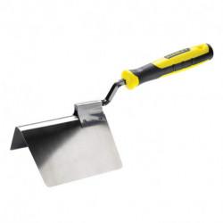 Couteau d'angle extérieur lame inox STANLEY