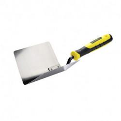 Couteau d'angle intérieur lame inox STANLEY
