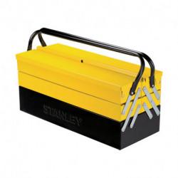 Boite à outils métal 5 casiers STANLEY 45 cm