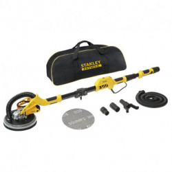 Ponceuse girafe 225mm STANLEY SFMEE500S pour plaquiste FATMAX - 750W