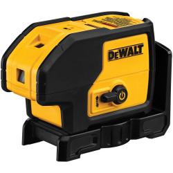 Laser DEWALT DW083K Auto-nivelant 3 points