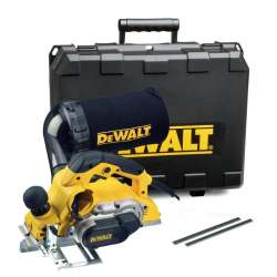 Rabot DEWALT D26500K 4mm - largeur 82mm - 1050W
