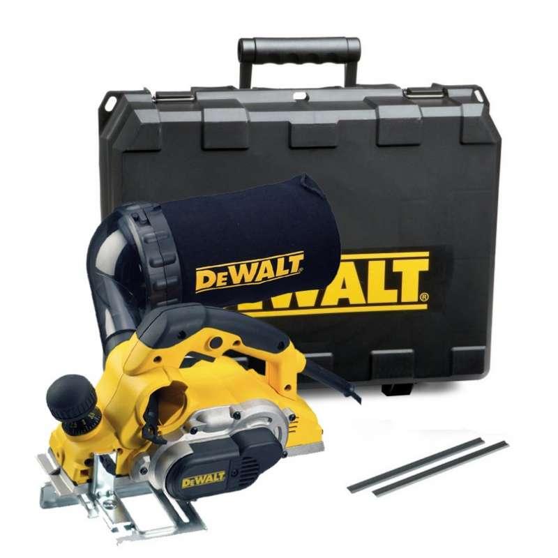Rabot DEWALT D26500K 4mm - largeur 82mm - 1050W