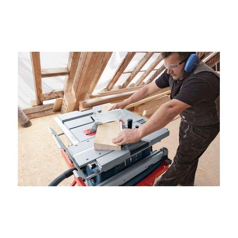Scie Sur Table Bosch Gts 10 Xc Professional ø 254 Mm 2100 W