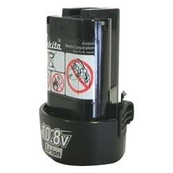 Batterie Makita BL1013 10,8V Li-ion