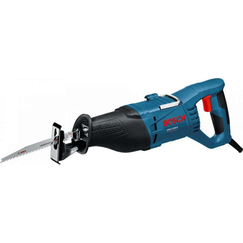 Scie sabre Bosch pro GSA 1100 E 1100W