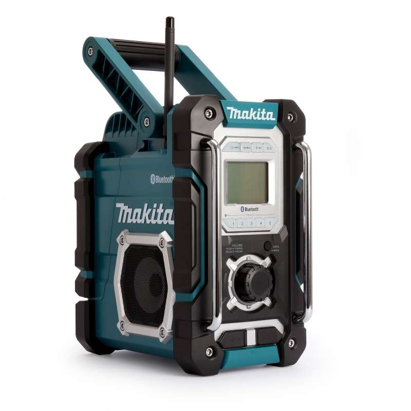 Radio de chantier MAKITA DMR108 7,2 à 18 V Li-Ion (Machine seule)