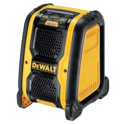 Enceinte DEWALT DCR006 Bluetooth compatible Batterie XR 10,8 V - 14,4 V - 18 V