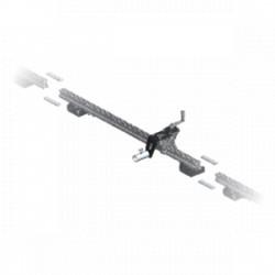Rail de Guidage DIAM INDUSTRIES CB-3744N000 2000 mm pour Tronçonneuse ETR350