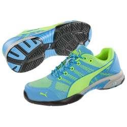 Chaussures de sécurité Puma 64.290.0 Celerity Knit Blue Wns Low - dames S1P HRO SRC