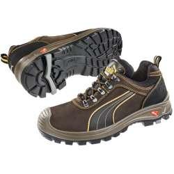 Chaussures de Sécurité Puma Scuff Caps 64.073.0 Sierra Nevada Low S3 HRO SRC - 39-48