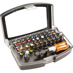 JEU DE 32 EMBOUTS COLORS NEO TOOLS 06-106
