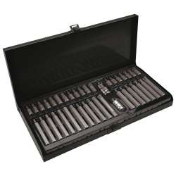 Coffret d'embouts de vissage 40 pc NEO TOOLS 06-107