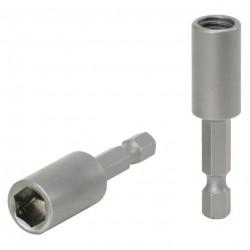 Noix de serrage magnétique KS TOOLS 122.2104 Ø 13mm 1/4