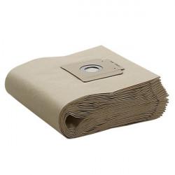 Paquet de 10 Filtres KARCHER 6.907-019.0 pour T15/1