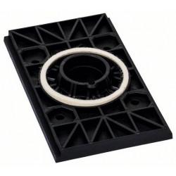 plaque vibrante pour plateau de pon age 80x130mm bosch 2608601447. Black Bedroom Furniture Sets. Home Design Ideas