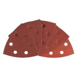 Lot de 10 feuilles abrasives Red Wood Top BOSCH 2608607540