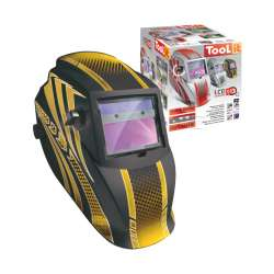 Masque de soudage LCD HERMES 9-13 G Gold GYS 40892