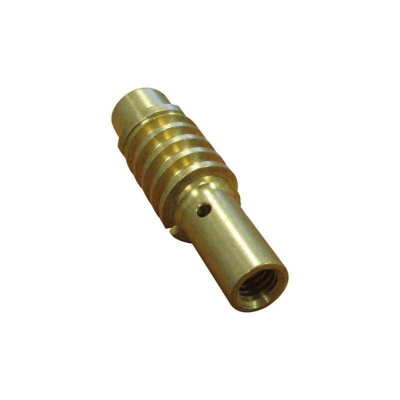 Lot de 5 supports tube contact m6 torche mig 150a GYS 042902