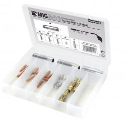 Coffret Torche MIG 150 A (MB15) GYS 041226